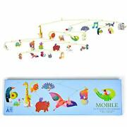 Djeco Carnival Of Animals Giant Polypro Mobile Room Decoration, As... From Japan