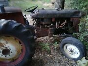 Farmall 444 Tractor Complete For Parts