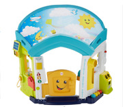 Fisher-price Laugh And Learn Smart Learning Home Playset New