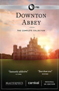 Downton Abbey The Complete Collection Dvd, ., .