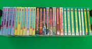 Lone Wolf Nr Mint 1-28 Complete Red Fox Set Joe Dever Hunger Of Sejanoz