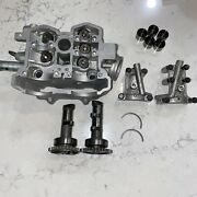 04-09 Carb Model Yfz450 Yfz450 Cylinder Head W/ Cam Caps And Cams