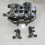 04-09 Carb Model Yfz450 Yfz450 Cylinder Head Need Cams Has Valves And Cam Caps