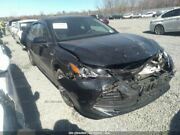 Driver Front Door Electric Windows With Alarm System Fits 18 Camry Black