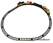 Toy State Cat Caterpillar Construction Express Train Set And Track Tested