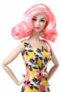 Poppy Parker Pink Lemonade Doll Integrity Toys Nrfb 77209 W Club Exclusive 2021