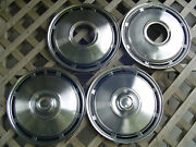 Ih Vintage International Pickup Truck Scout Travel All Hubcaps Wheel Covers