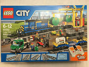 New Lego City 60052 Cargo Train + Power Functions Retired Set | Free Shipping