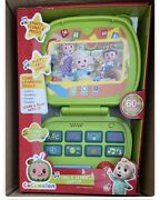Cocomelon Jj Sing And Learn Laptop Toy Ships Same Day Free Shipping