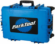 Park Tool Bx-3 Rolling Big Blue Box For Bicycle Service Tools Extendable Handle