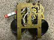 Antique Ingraham Clock Movement For Parts Only