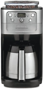 Cuisinart Burr Grind And Brew 12 Cup Automatic Coffee Maker Auto-shutoff