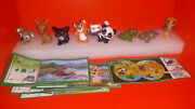 Kinder Surprise Natoons Puppy From The World 2013 14 Series Complete Nand039 35