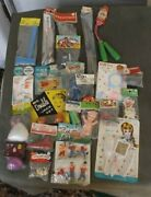Vintage Five And Dime Store Toys Lot New Old Stock