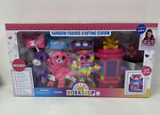Build-a-bear Workshop Rainbow Friends Stuffing Station 21 Pc - Brand New Sealed