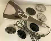 Homedics Therapist Select Wave Action Full Body Massager With Heat Wv-100h