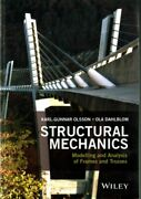 Structural Mechanics Modelling And Analysis Of Frames And Trusses Paperbac...
