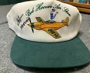 Bob Hoover Air Show Baseball Cap Signed By Bob Hoover - New