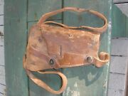 U S Military Leather Holster Marked Us On Front By K. A. Jones 0-2044416