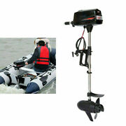Hangkai 48v 2.2kw Electric Outboard Motor Complete Fishing Boat Engine Brushless