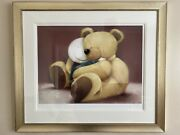 Doug Hyde Limited Edition Framed Print Andlsquolovedandrsquo