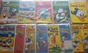 Donalds Greatest Stories Comic Convolute Collection 380 Piece In 17 Folders