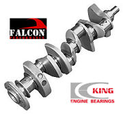 Eagle Forged 4340 Crank Chevy 400 3.750 + King Bearings