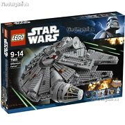 Lego Star Wars 7965 Millennium Falcon - Authentic Factory Sealed Brand New