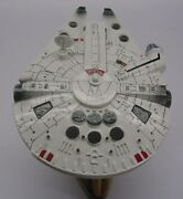 Millenium Falcon Spacecraft Star Wars Wood Model Large Free Shipping