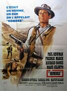 Hombre - Newman - Boone - 47x63 French Poster