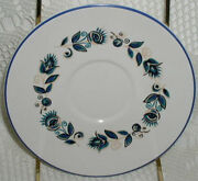 Taylor Smith And Taylor Dutch Onion Tst Saucer Cup Plate