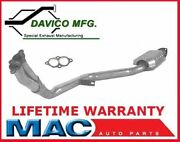 1996-1999 Bmw 318i 318ti 318ic 318is 1.9l Catalytic Converter 17030