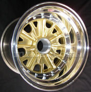 Ford Gt 40 13 X 15 Forged Racing Wheel New