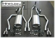 70 71 Gto Gt37 Std Manifold Complete Exhaust System