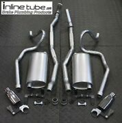 70 71 72 Chevelle Ss 396 Big Block Exhaust System Tips