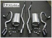 72 Gto Lemans Gt Ram Air Ho Complete Exhaust System