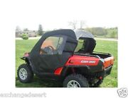 Full Cab For Existing Hard Windshield Can-am Commander 800 +1000 New Utv