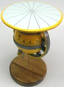 Lunar Unicycle Moon Frank Tinsley Spacecraft Wood Model Large Free Shipping