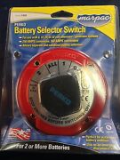 Perko Battery Electrical Selector Switch Boat Marine Rv 8501 1 2 On Off All New