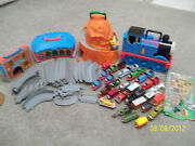 Large Thomas The Train Lot Must See And Buy Building Cars Tracks And More Dvds