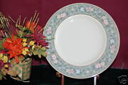 4 Lenox Spring Vista Accent Plate New Usa Free Shipping