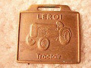 Le Roi Tractair Tractor Watch Fob Lae-1