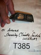 2001 Aurora Steering Climate Switch Pt 12450207  Oem  T385