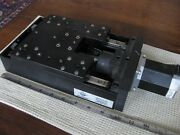 Aerotech Es13693-20 Motorized Linear Stage Pacific Powermax Stepper Cnc Made Usa