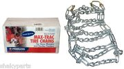 5570 Rotary Set Of 2 20x10x8 Tire Chains 2 Link Spacing