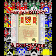 Armorial Name History - Coat Of Arms - Family Crest 11x17 Ferrer-to-garza