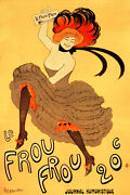 Le Frou French Decorative Poster.room Decoration.wall Interior Design.2924