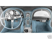 Complete A/c And Heater System With Sanden 1966 Corvette [cap-1066s]