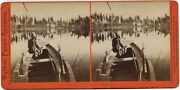 Alfred A. Hart Stereoview 94 From Watkins. Central Pacific Railroad. 1860and039s