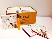 Guess Gold By Guess 50 Edp Splash Vials .05 Oz/2.5 Lot F Free Gift Discontinued